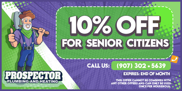 Coupon for Senior Citizens on Plumbing Services
